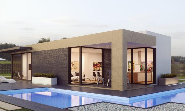 ¿Cuántos tipos de casas  modulares existen?